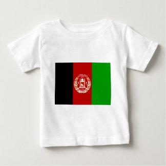 Flag_of_Afghanistan Camiseta De Bebé