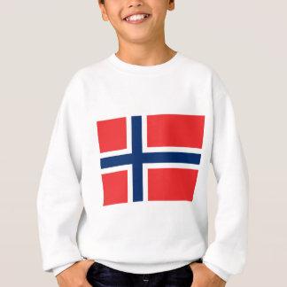 Flag_of_Norway Sudadera