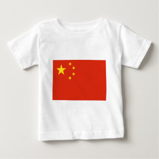 Flag_of_the_People's_Republic_of_China Camiseta De Bebé