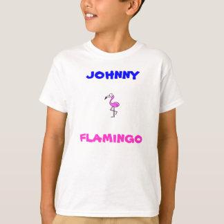 flamenco de johnny camiseta