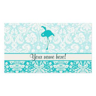 Flamenco del trullo plantillas de tarjeta de negocio