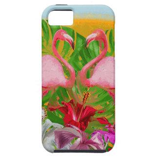Flamenco Funda Para iPhone SE/5/5s