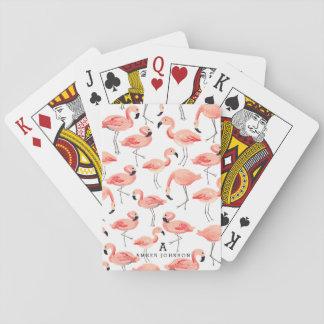 Flamenco personalizado barajas de cartas