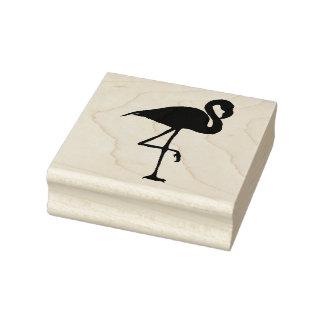 Flamenco - sello de madera