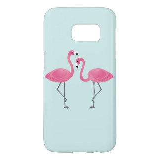 Flamencos Funda Samsung Galaxy S7