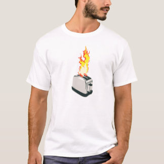 FlamingToaster Camiseta
