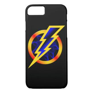 Flash con el relámpago funda iPhone 7