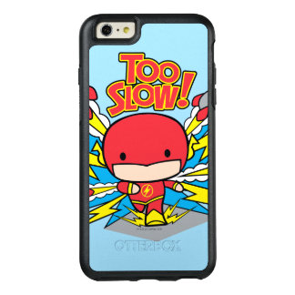 Flash de Chibi que supera a Rockets Funda Otterbox Para iPhone 6/6s Plus