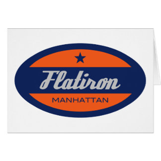 Flatiron Felicitacion