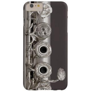 Flauta adornada de plata funda barely there iPhone 6 plus