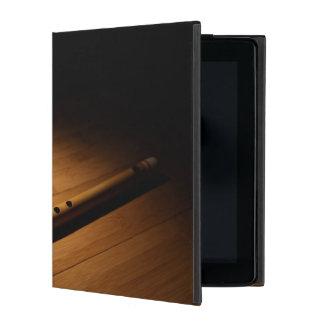 Flauta del japonés de Shinobue iPad Protector