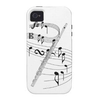 Flauta Case-Mate iPhone 4 Funda
