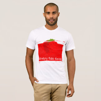 flds strwbry 4ever camiseta