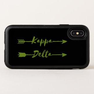 Flecha del delta de Kappa