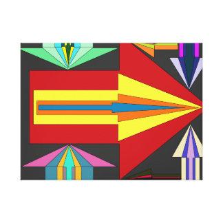 Flechas de la ilusión lienzo