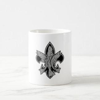 Fleur de Spec Mug Tazas