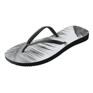 Flip-flop del coco chanclas