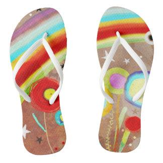 Flips-flopes de la edición limitada 2013 de chanclas