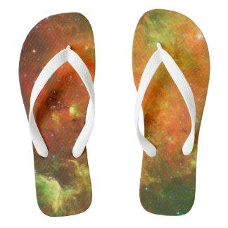 Flips-flopes de la nebulosa de Norteamérica Chanclas