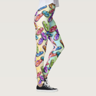 FLIPS-FLOPES DEL VERANO LEGGINGS