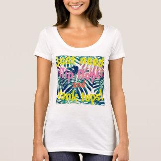Flips-flopes y camisetas sin mangas