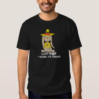 Flopsy Bunney - oscuridad del Mariachi Camisetas