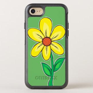Flor artística de la primavera funda OtterBox symmetry para iPhone 8/7