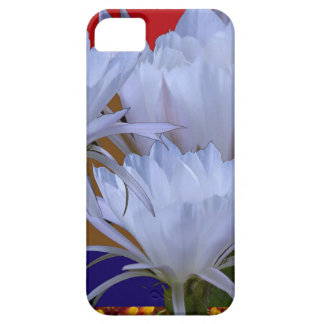 Flor blanca salvaje de Lilly:  Mundo asombroso de Funda Para iPhone SE/5/5s