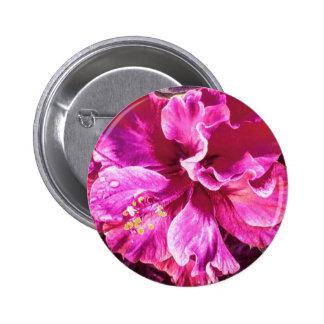 Flor Chapa Redonda De 5 Cm