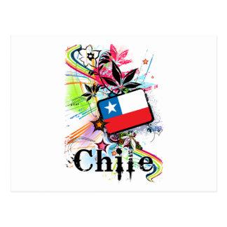Flor Chile Postales