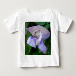 Flor de caracol camiseta