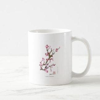Flor de cerezo 16 Tony Fernandes Taza De Café