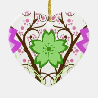 Flor de cerezo ornatos