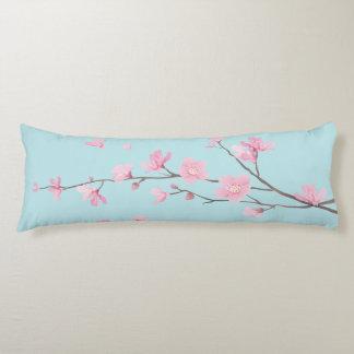Flor de cerezo - azul de cielo