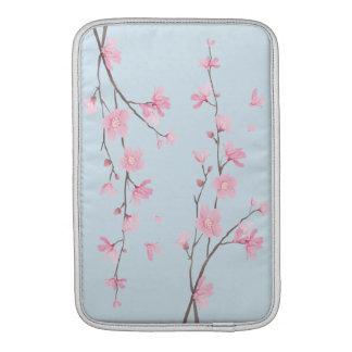 Flor de cerezo - fondo transparente funda para macbook air