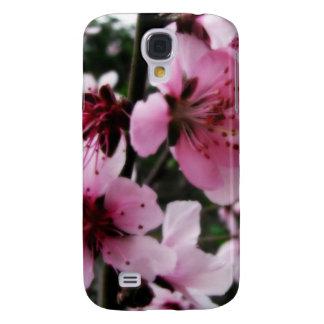 Flor de cerezo funda para galaxy s4