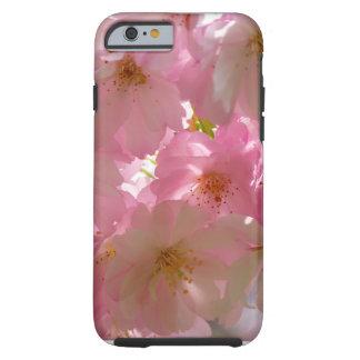 Flor de cerezo japonesa funda de iPhone 6 tough