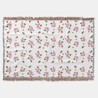 Flor de cerezo manta