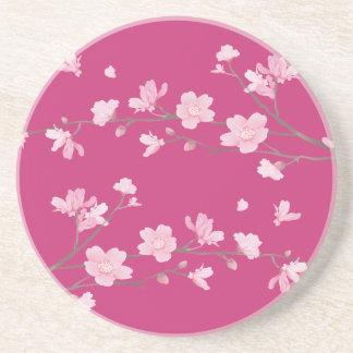 Flor de cerezo posavasos