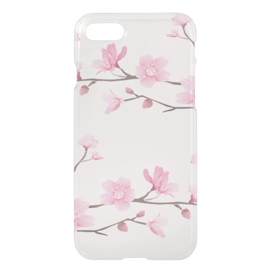 Flor de cerezo - rosa funda para iPhone 7