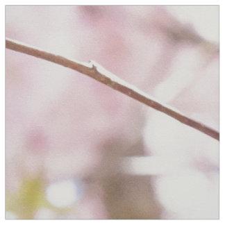 Flor de cerezo rosada de Sakura del árbol Telas