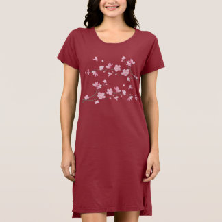 Flor de cerezo vestido