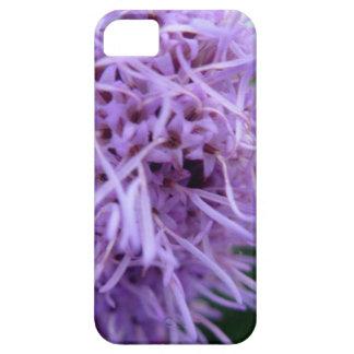 Flor de la violeta de la araña del tentáculo funda para iPhone SE/5/5s