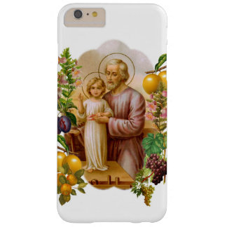 Flor de las legumbres de fruta de Jesús del hijo Funda Barely There iPhone 6 Plus