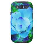 Flor de loto azul y su significado samsung galaxy s3 carcasas