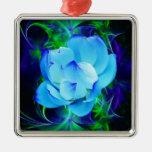 Flor de loto azul y su significado ornato