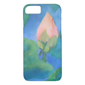 Flor de Lotus Funda iPhone 7