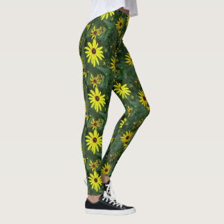 Flor de MkFMJ Leggings