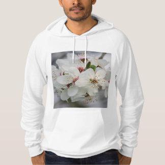 Flor de Sakura de la cereza Sudadera