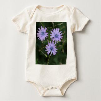 Flor de una lechuga de la montaña body para bebé